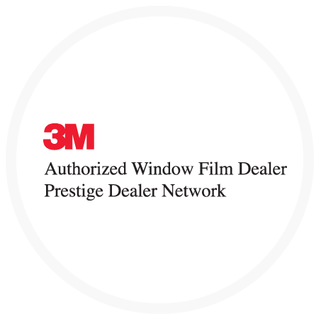 3M window tinting by an authorized window film dealer in Pennsylvania.