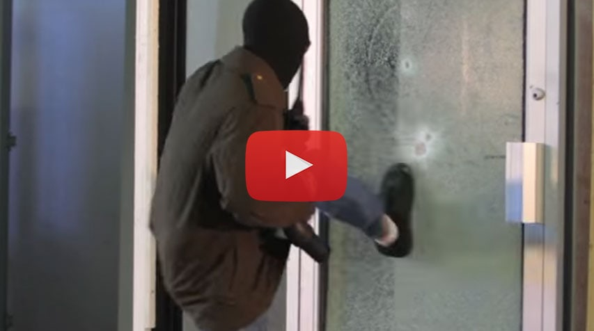 Safety & Security Window Film video