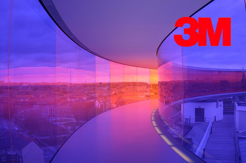 3M offers the best window film on the market