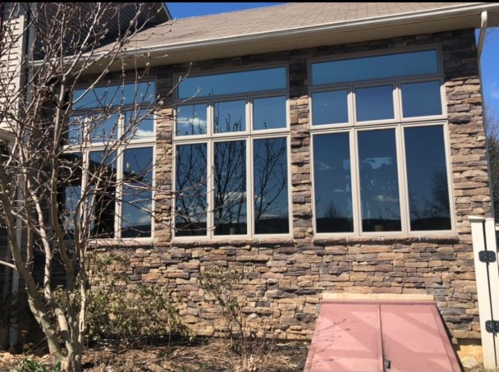 3M Night Vision residential window film installation by PA Window Tint