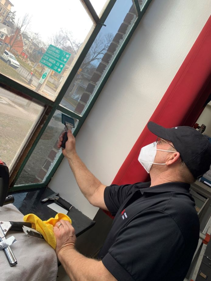 PA Window Tint Window Film Installer