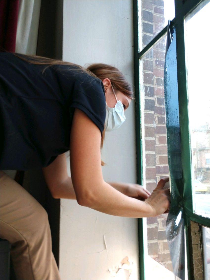 PA Window Tint Window Film Installation