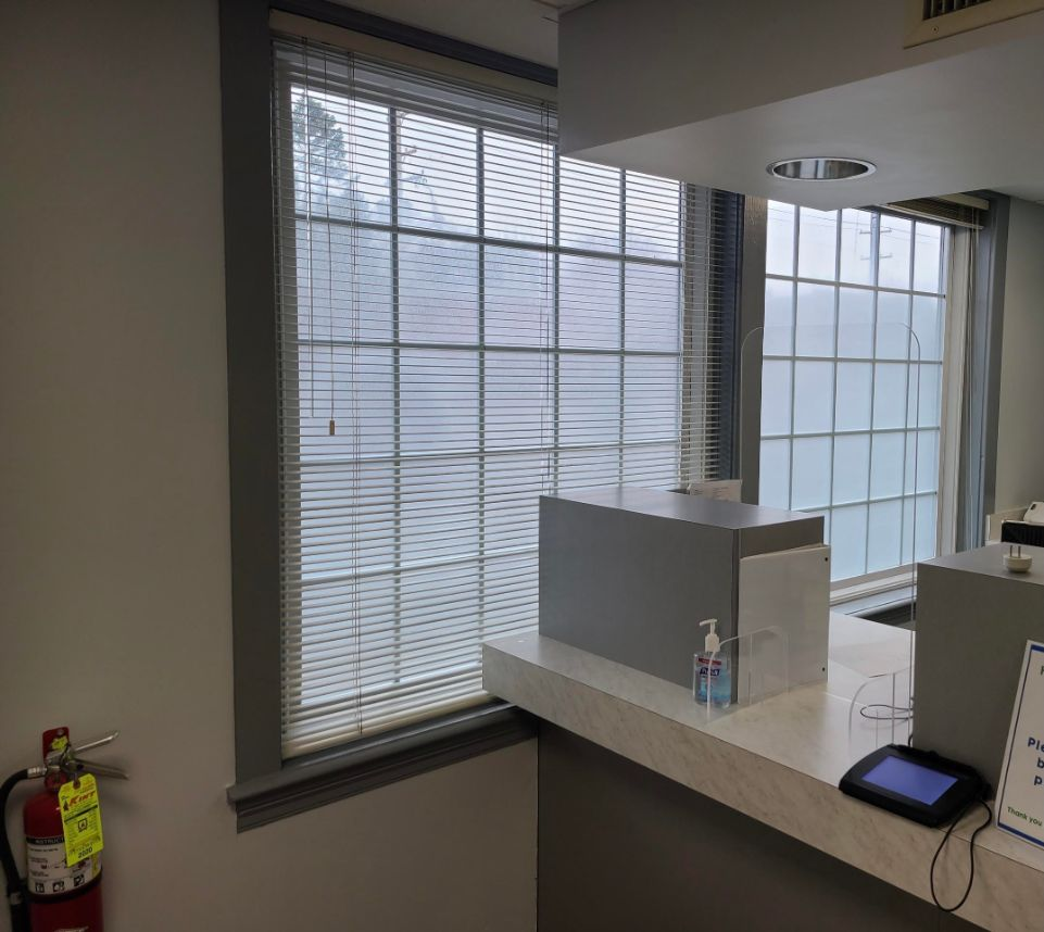commercial window film installed by PA Window Tint