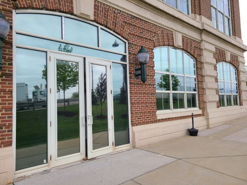 Commercial Night Vision Window Film