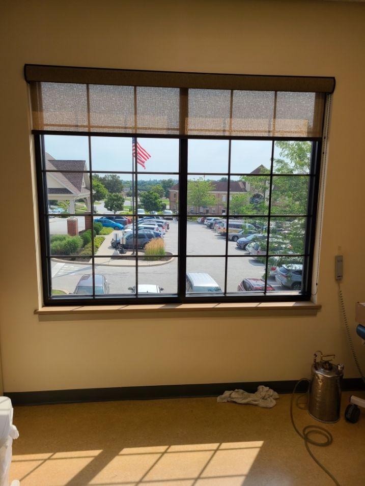 Commercial Window Film Installation